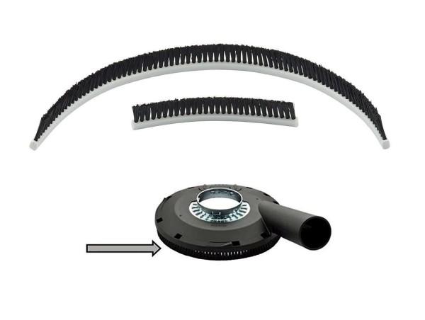 TRONGAARD Ersatz- Bürstenkranz passend für Bosch Absaughaube 2 605 510 224 / 260