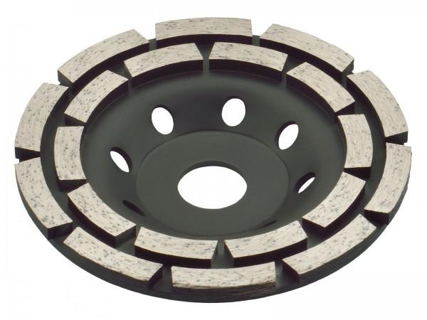 TRONGAARD DIAMANT SCHLEIFTELLER / SCHLEIFTOPF 125MM / 19mm TOPFSCHEIBE 125
