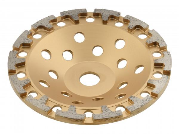 TRONGAARD PREMIUM DIAMANT SCHLEIFTELLER / SCHLEIFTOPF 180MM / 30mm