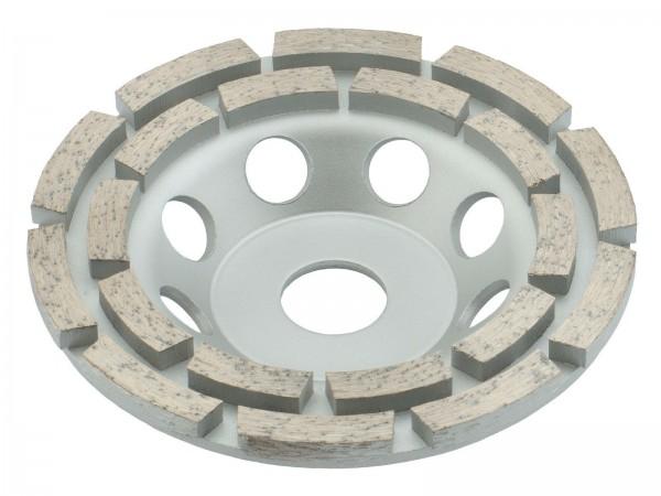 TRONGAARD DIAMANT SCHLEIFTELLER / SCHLEIFTOPF 125MM / 22mm TOPFSCHEIBE 125